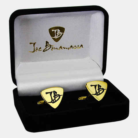JB Cuff Links (Gold)