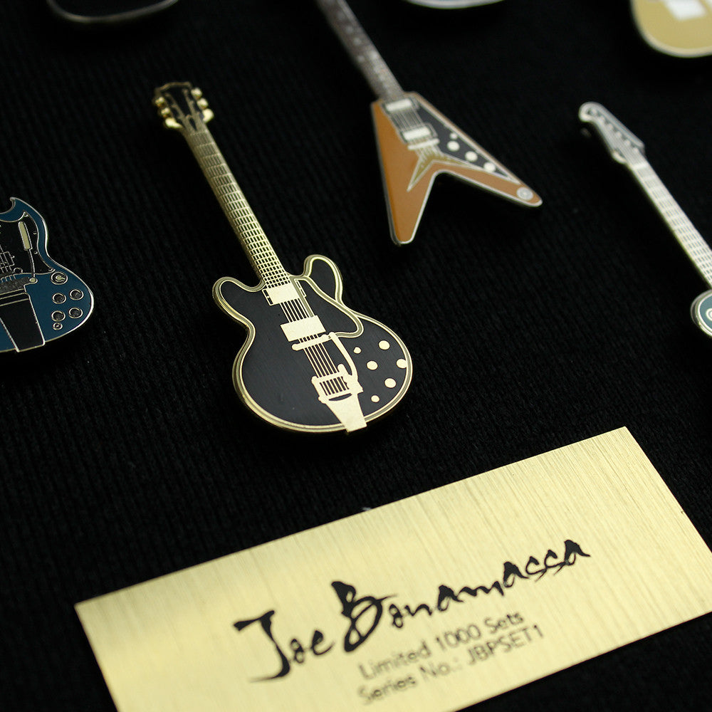 Guitar Pin Collection: Series One