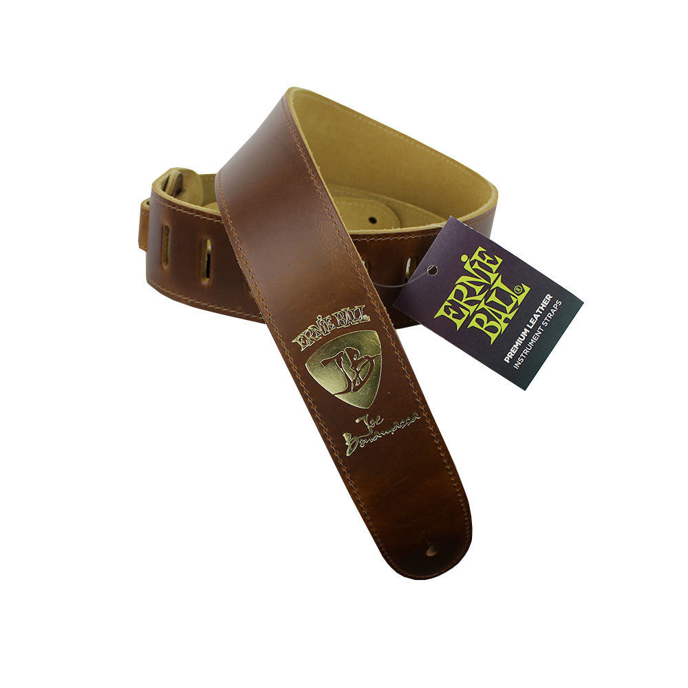 Copper Brown - Ernie Ball JB Signature Guitar Strap