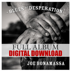Joe Bonamassa: Blues of Desperation (Digital Album) (Released: 2016)