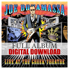 Joe Bonamassa: Live at the Greek Theatre (Digital Album) (Released: 2016)