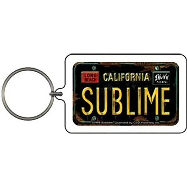 Sublime Keychain