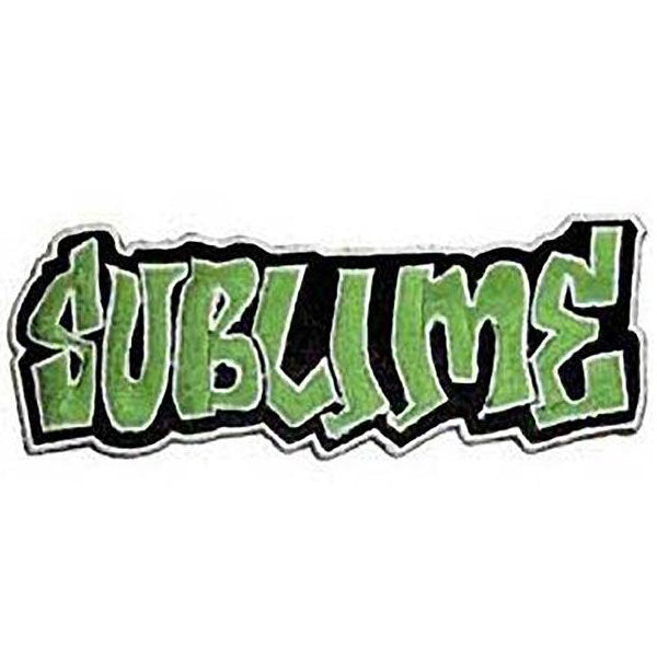 Sublime Logo Patch