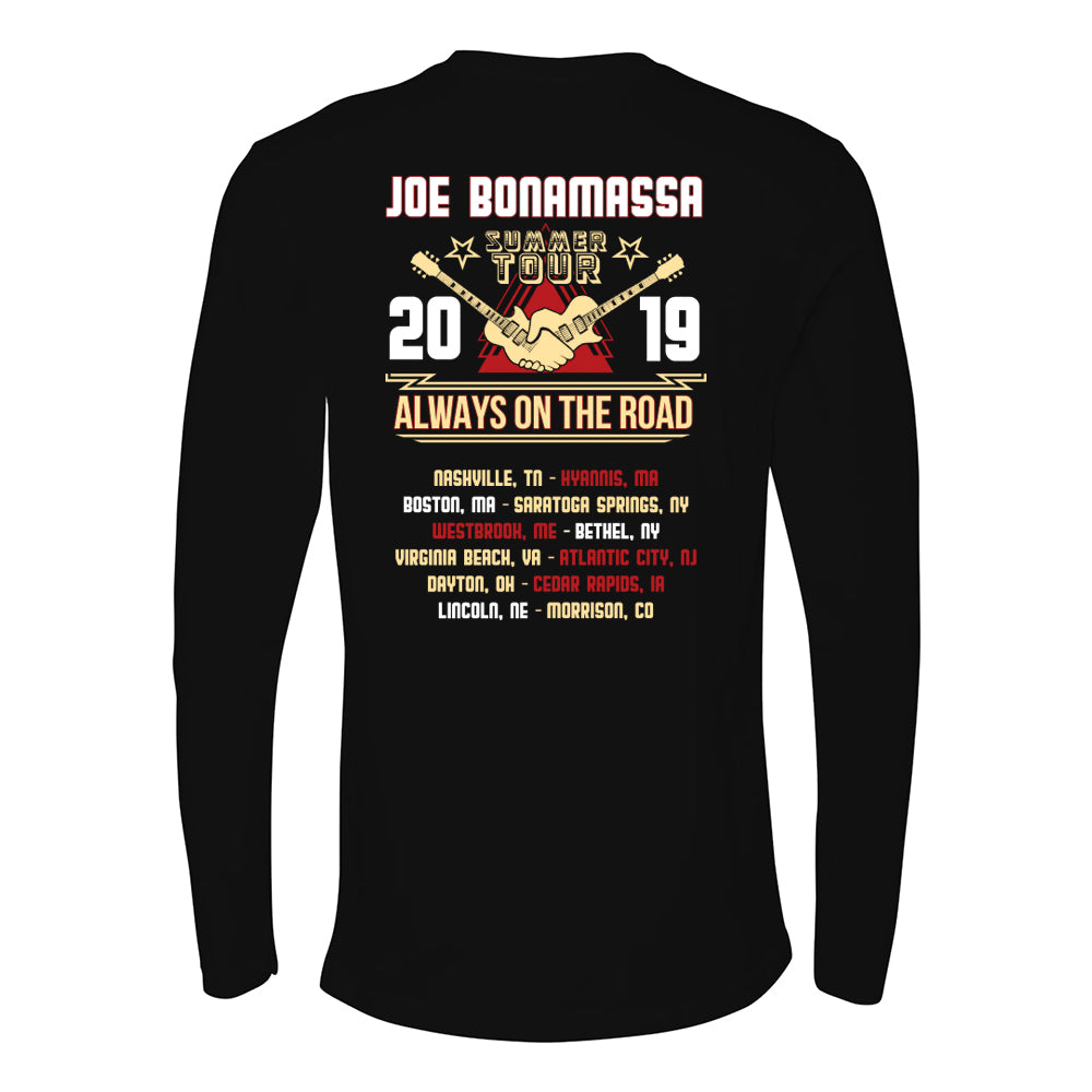 2019 U.S. Summer Tour Long Sleeve (Men)