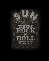 Sun Records - Where Rock Began T-Shirt (Men)