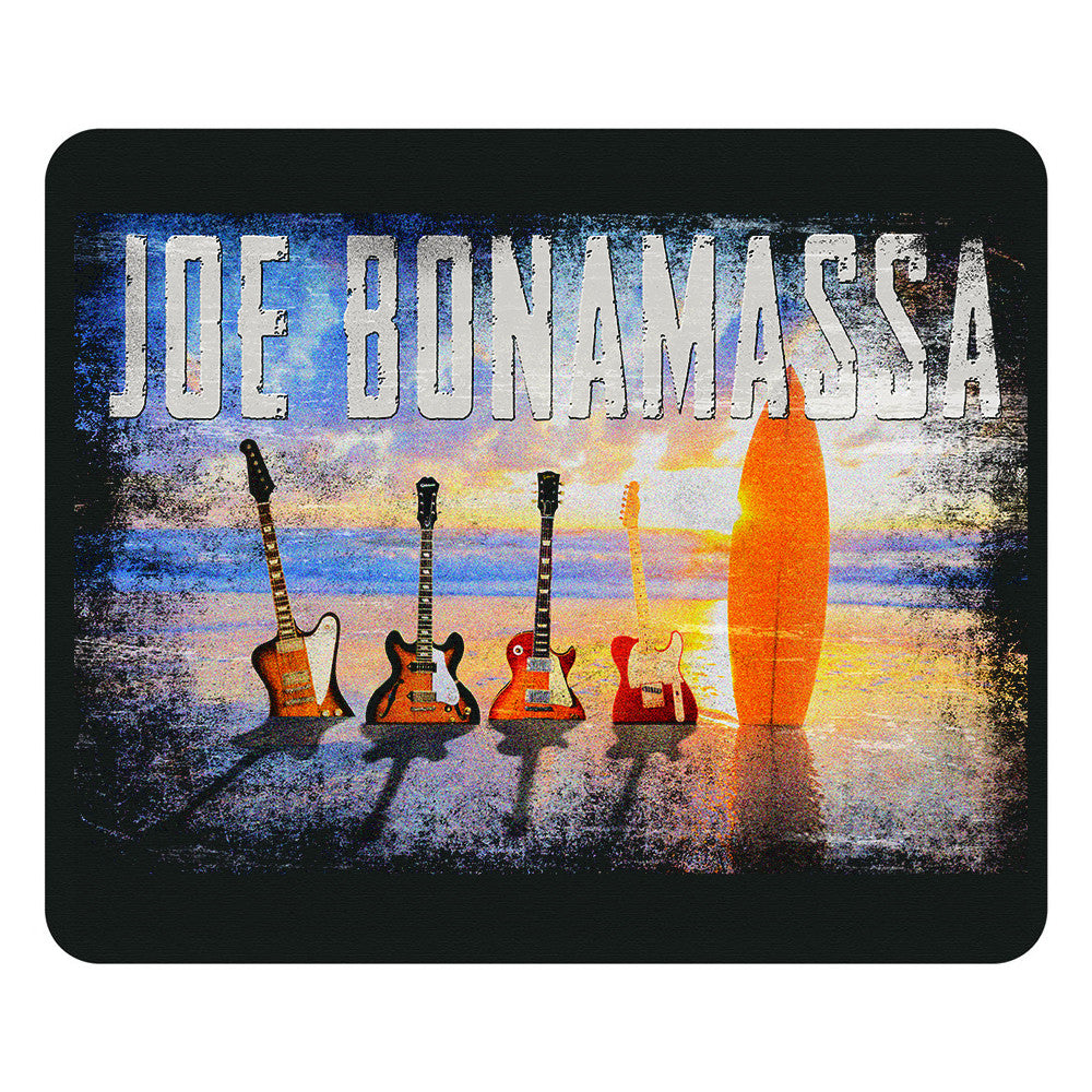 Bonamassa's Sunset Blues Mouse Pad