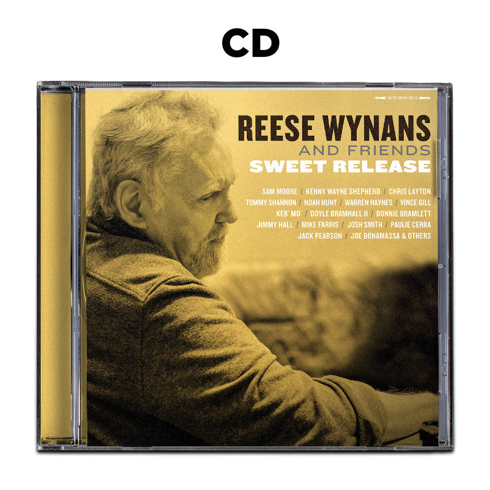 New Cd Releases 2019 Reese Wynans and Friends: Sweet Release (CD) (Released: 2019