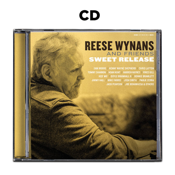 ***PRE-ORDER*** Reese Wynans and Friends: Sweet Release (CD) (Released: 2019)