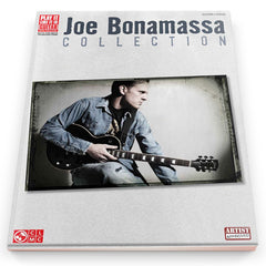 Joe Bonamassa Collection Tab Book (Released: 2004)