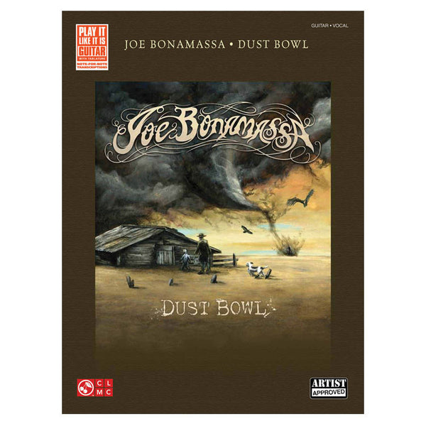 Dust Bowl Tab Book (Released: 2012)