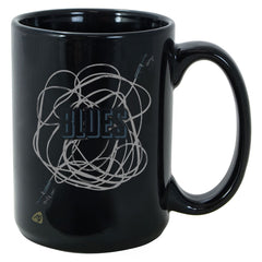 JB Tangled Up in Blues Mug