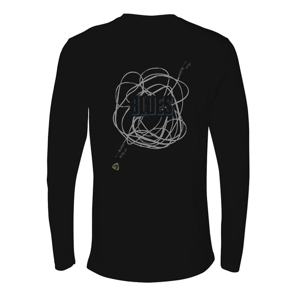 JB Tangled Up in Blues Long Sleeve (Men)
