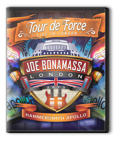 Tour de Force: Live In London - Hammersmith Apollo (DVD)
