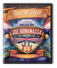Tour de Force Hammersmith Apollo DVD- Rock & Roll Night
