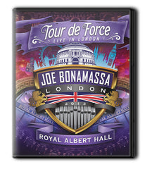 Tour de Force Royal Albert Hall DVD- Acoustic/ Electric Night