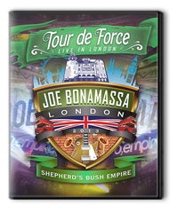 Tour de Force Shepherd's Bush Empire DVD- Blues Night