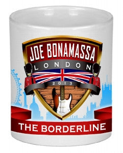 Borderline Collectible Mug- Power Trio Jam