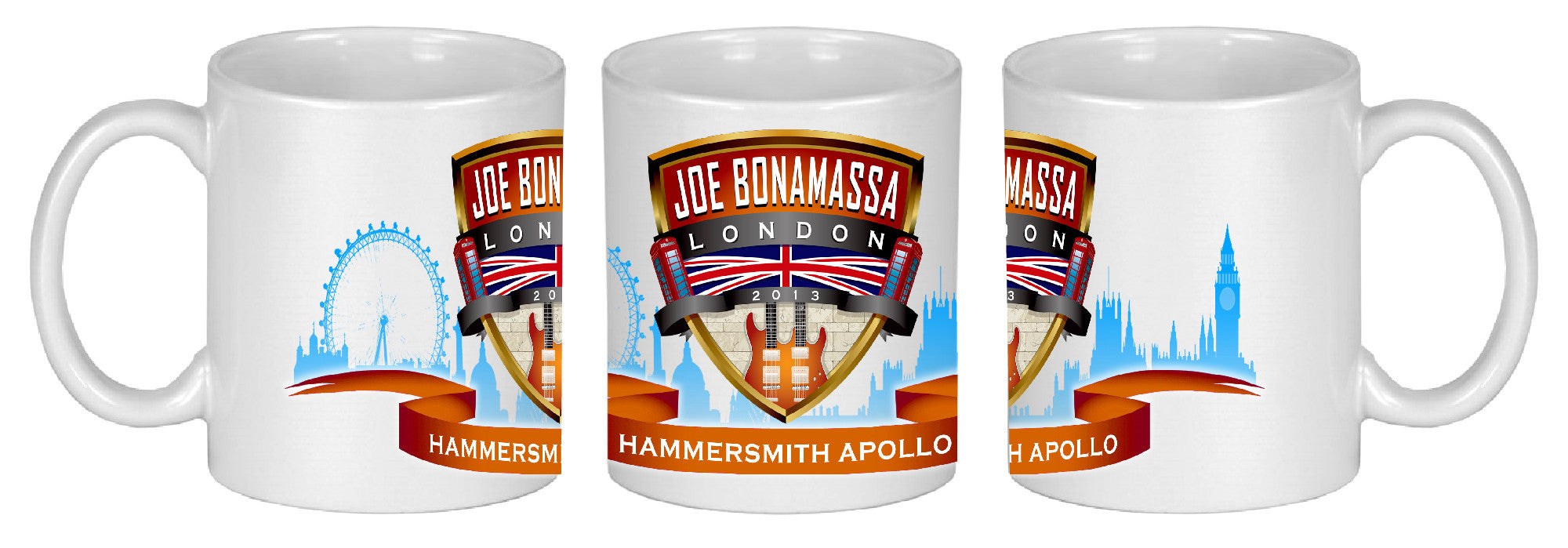 Hammersmith Apollo Collectible Mug- Rock & Roll Night