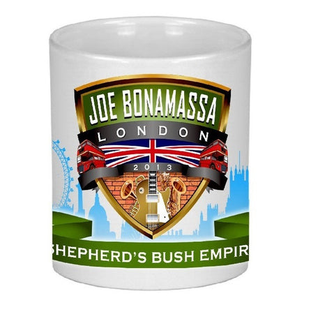 Shepherd's Bush Empire Collectible Mug- Blues Night