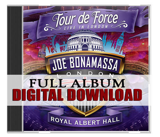 """Tour De Force - Live In London""? (ROYAL ALBERT HALL) FULL ALBUM DIGITAL DOWNLOAD"