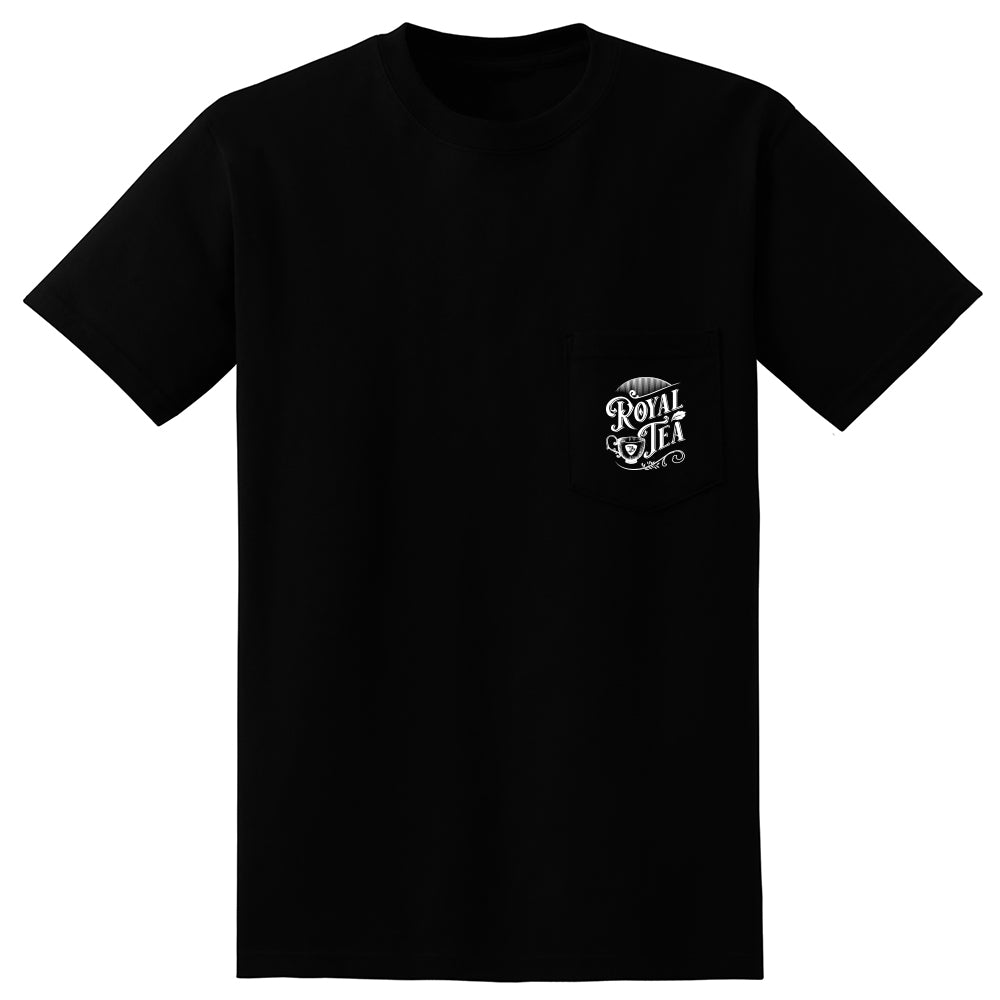 Royal Tea Album Cover Pocket T-Shirt (Unisex)