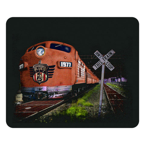 """This Train"" Mouse Pad"