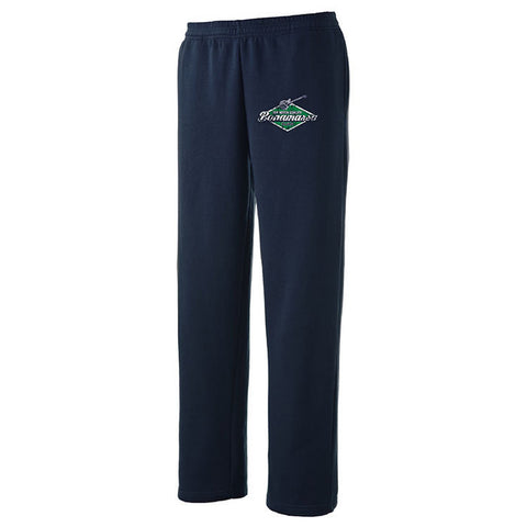 JB Top Notch Sport-Tek Open Bottom Sweatpants (Men)