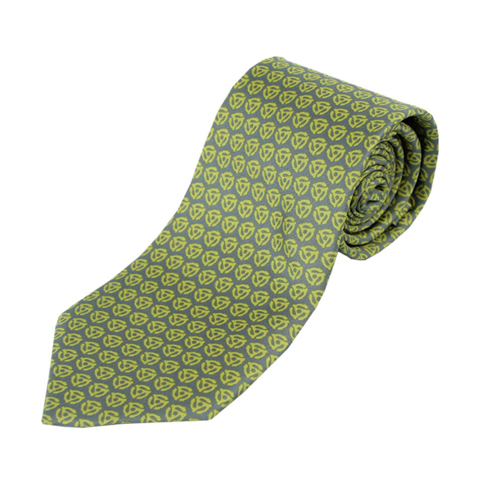 Vintage 45 - Yellow / Grey Tie