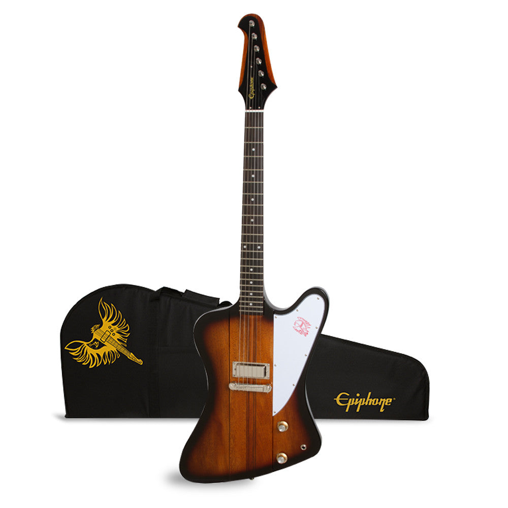 "2016 Ltd. Ed. Joe Bonamassa Signature Firebird I ""Treasure"" Tobacco Sunburst Custom Epiphone"