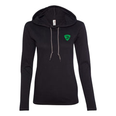 JB Top Notch Hooded Long Sleeve (Women)