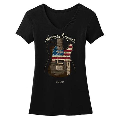 Tribut - American Original V-Neck (Women)