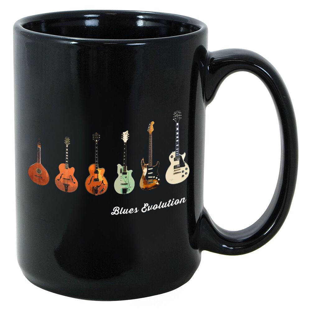 Tribut - Blues Evolution Mug