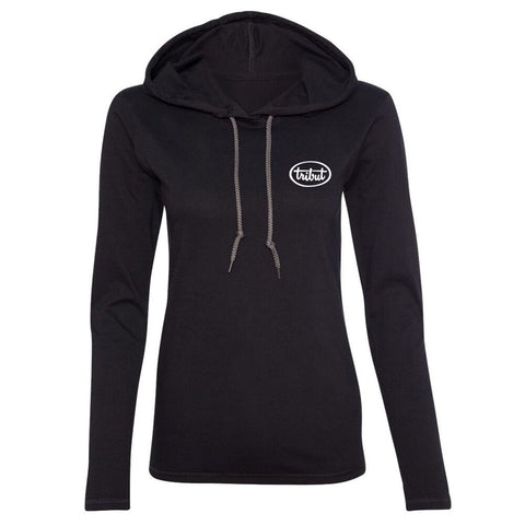 Tribut - Blues Evolution Hooded Long Sleeve (Women)