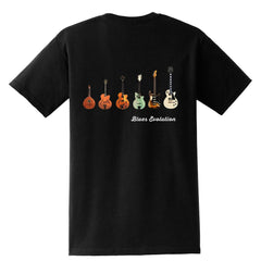 Tribut - Blues Evolution Pocket T-Shirt (Unisex)