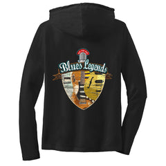Tribut - Blues Legends Hooded Long Sleeve (Women)