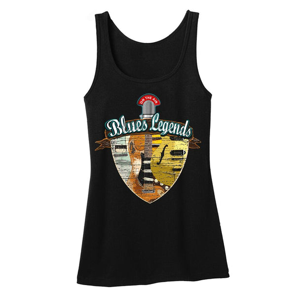 Tribut - Blues Legends Tank (Women)