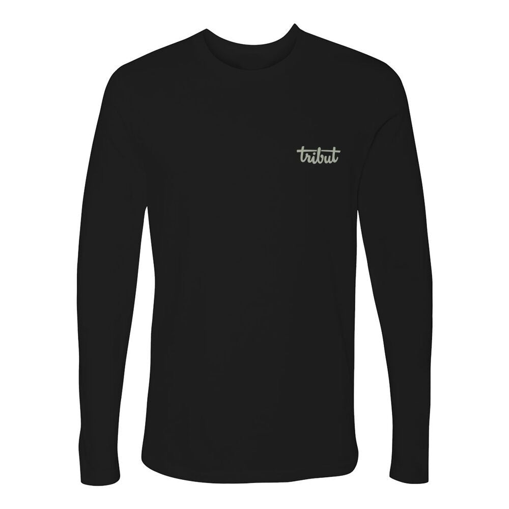 Tribut - Blues is My Religion Long Sleeve (Men)