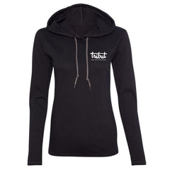 Tribut - Cosmic Blues Hooded Long Sleeve (Women)