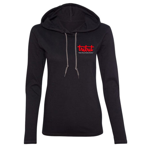 Tribut - Flame Top Hooded Long Sleeve (Women)