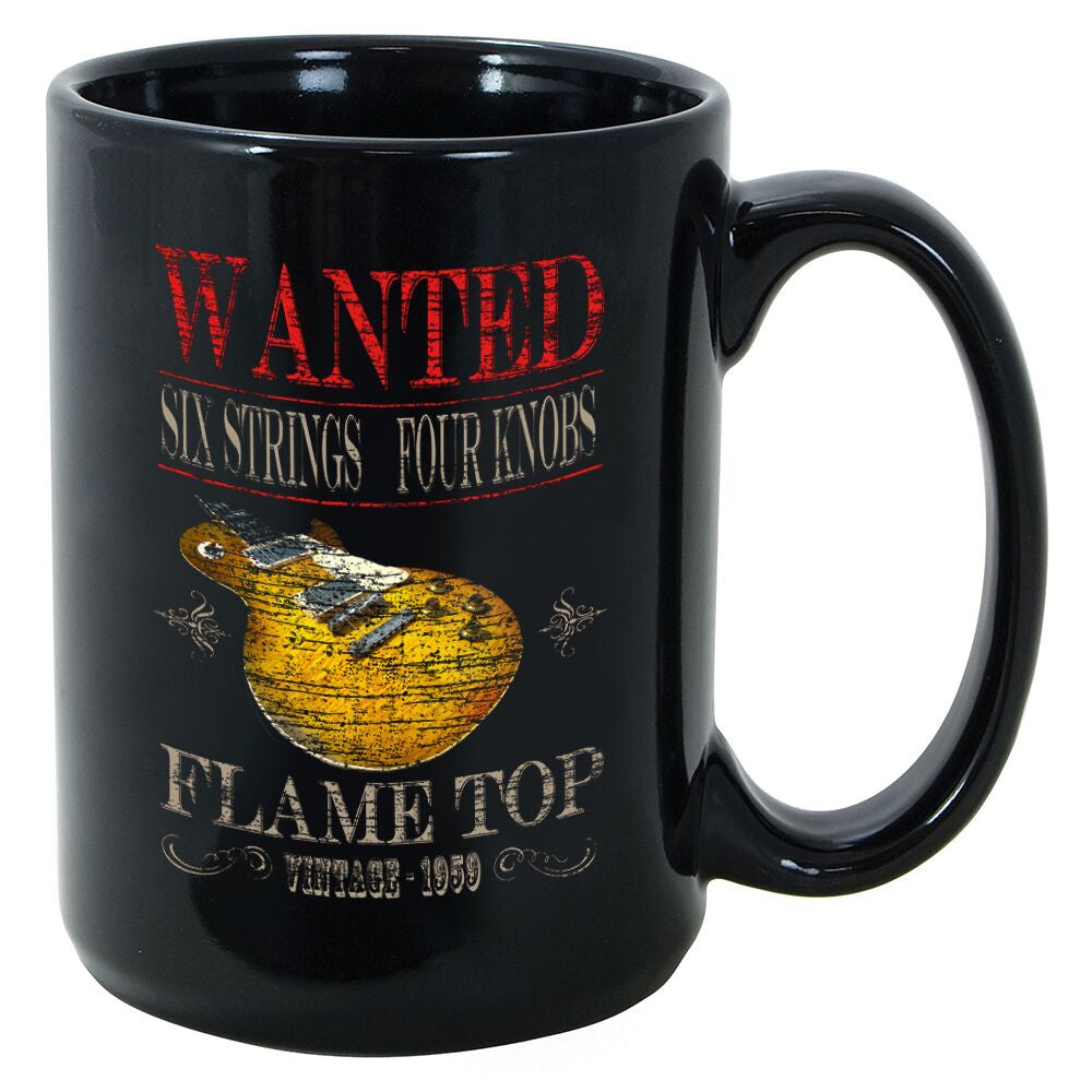 Tribut - Flame Top Mug