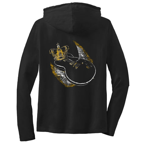 Tribut - Guitar Heaven #2 Hooded Long Sleeve (Women)