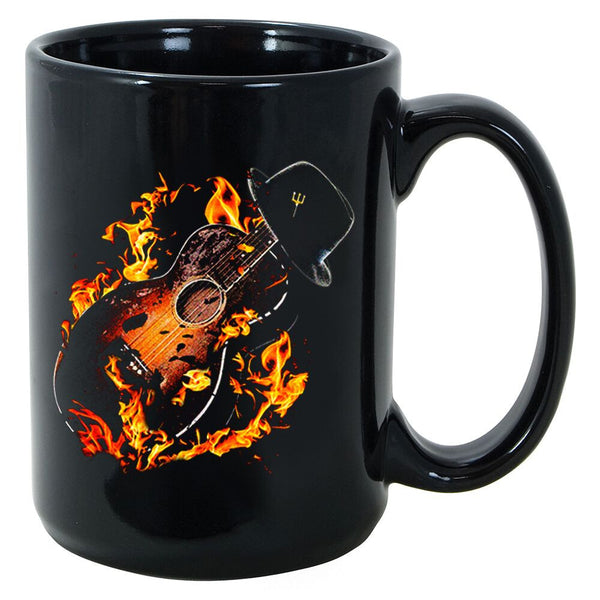 Tribut - Guitar Hell Mug