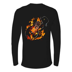 Tribut - Guitar Hell Long Sleeve (Men)