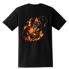 Tribut - Guitar Hell Pocket T-Shirt (Unisex)