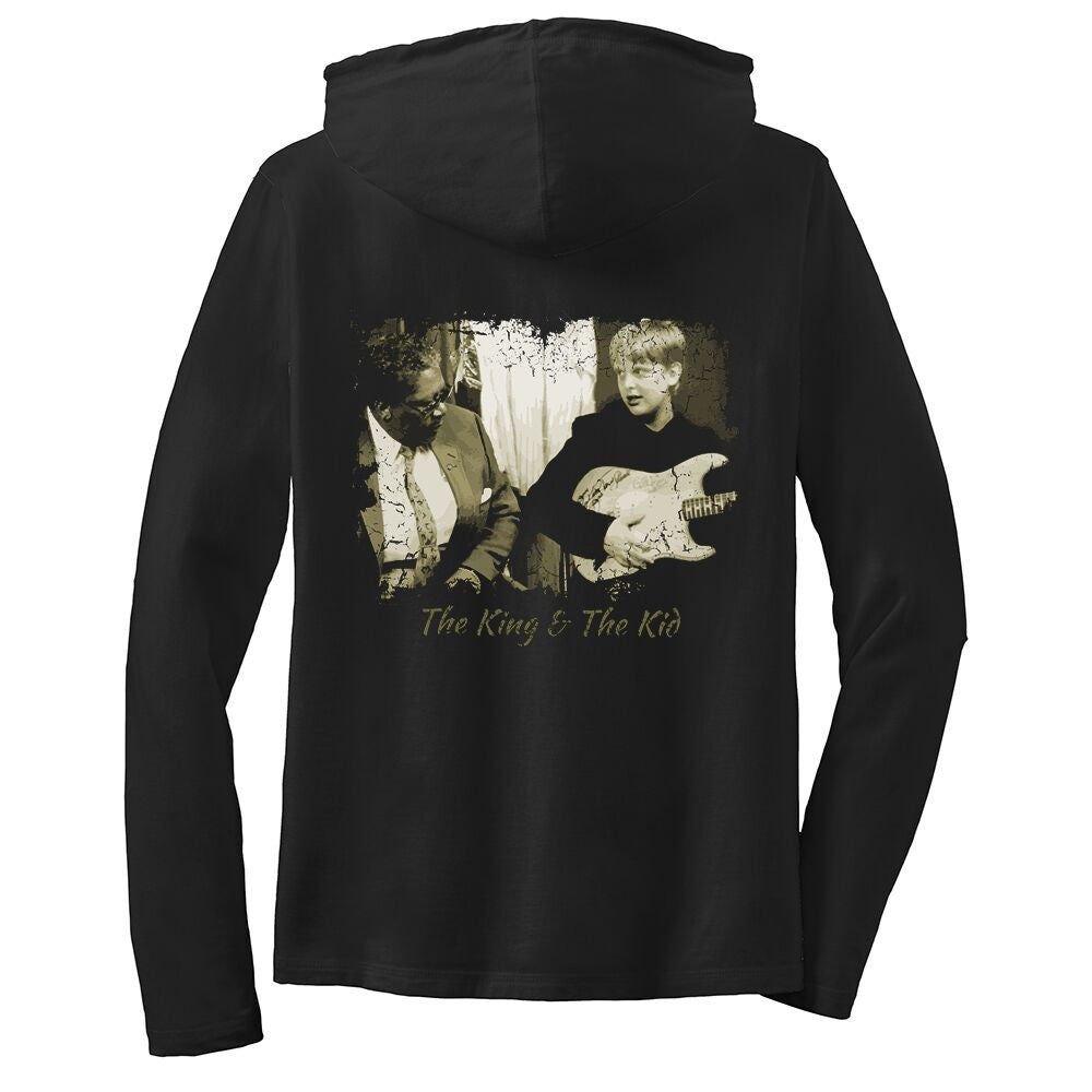 Tribut - The King and The Kid Hooded Long Sleeve (Women)