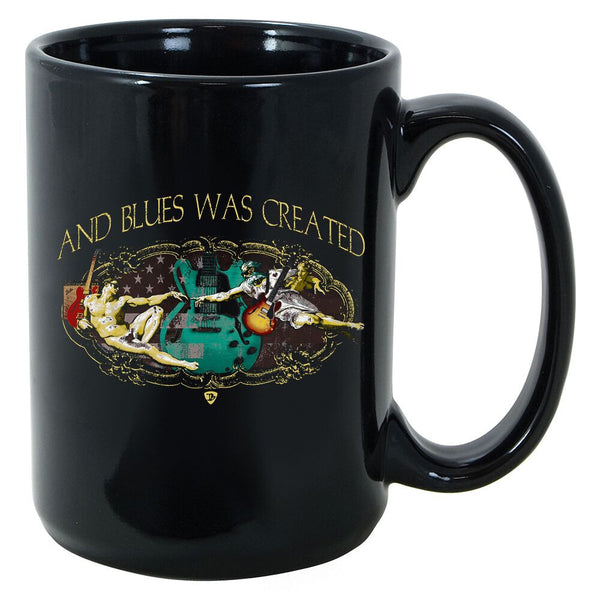 Tribut - Let There Be Blues Mug