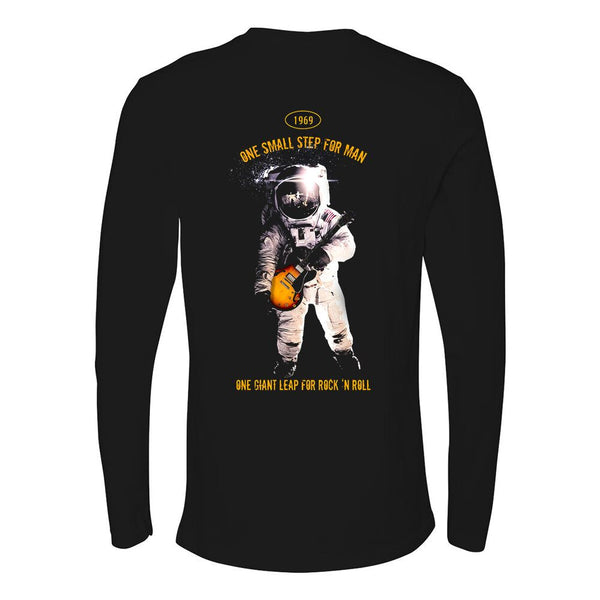 Tribut - One Giant Leap for Rock n Roll Long Sleeve (Men)