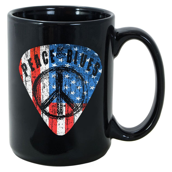 Tribut - Peace & Blues Mug