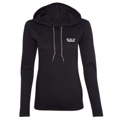 Tribut - Texas Floodlight Hooded Long Sleeve (Women)