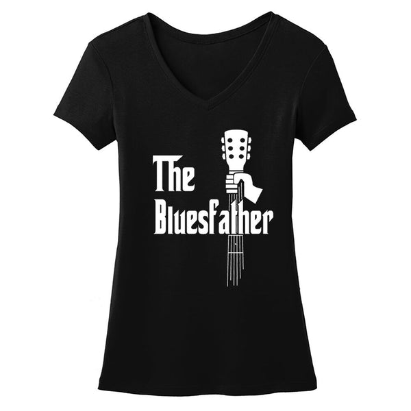 Tribut - The Bluesfather V-Neck (Women)